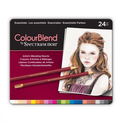 Spectrum Noir ColourBlend Potloden - Essentials