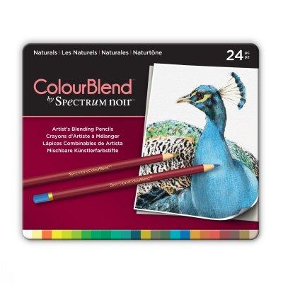 SPECCB-NAT24.jpg Spectrum Noir ColourBlend Potloden – Naturals