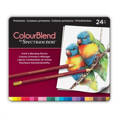 Spectrum Noir ColourBlend Potloden – Primaries