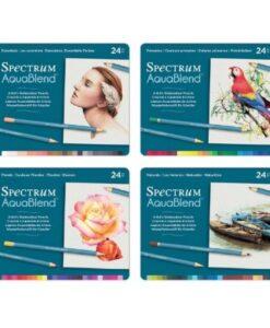 Spectrum Noir AquaBlend Potloden Complete Set