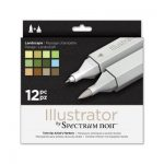 Spectrum Noir Illustrator (12PC) - Landscape