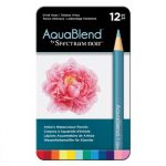 Spectrum Noir 12 AquablendBlend Potloden – Vivid Hues