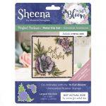 Sheena Douglass In Full Bloom Die - Adorable Anemone