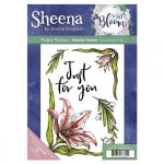 Sheena Douglass Perfect Partners UM Stamp – Luscious Lily