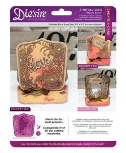 Die'sire Create a Card – Henna Easel