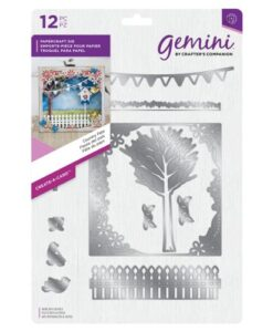 Gemini Create a Card - Country Fete
