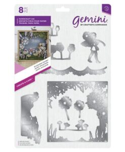 Gemini Create a Card - Enchanted Garden