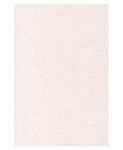 Eazycraft Glitter Papier – Parelmoer Wit