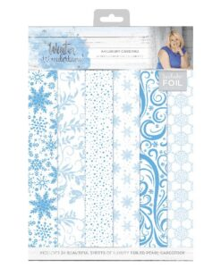 Sara Signature Collection Winter Wonderland - Paper Pad A4
