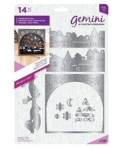 Gemini Xmas Create a Card – Christmas Spirit