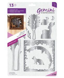 Gemini Xmas Create a Card – Winter Time