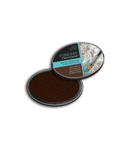 Spectrum Noir Inkpad Finesse Waterproof - Rustic Brown