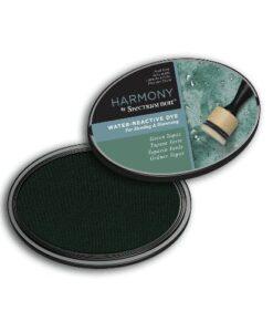 Spectrum Noir Inkpad Harmony Water Reactive – Green Topaz