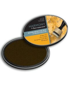 Spectrum Noir Inkpad Harmony Water Reactive – Honey Pot