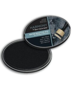 Spectrum Noir Inkpad Harmony Water Reactive – Noir Black