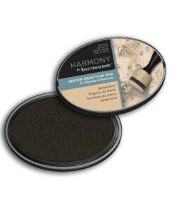 Spectrum Noir Inkpad Harmony Water Reactive – Sandstorm