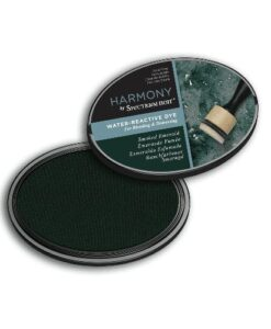 Spectrum Noir Inkpad Harmony Water Reactive – Smoked Emerald