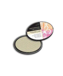 Spectrum Noir Inkpad - Watermark Translucent Clear