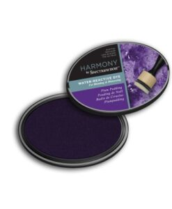 Spectrum Noir Inkpad Harmony Water Reactive – Plum Pudding