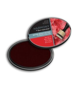 Spectrum Noir Inkpad Harmony Water Reactive – Red Berry