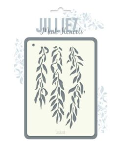 Jilliez Mask Stencil A6 - 0013