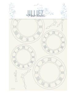 Jilliez Mask Stencil A4 - 0016