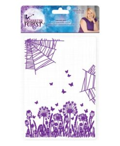 Enchanted Forest Embossing Folder - Dreamland
