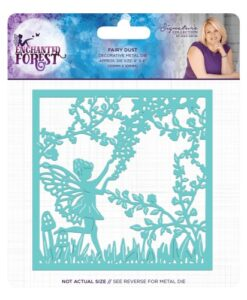 Enchanted Forest Metal Die - Fairy Dust