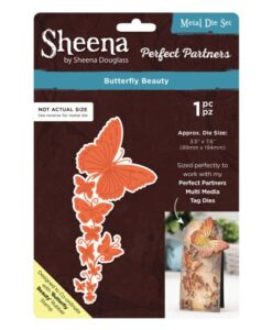 Sheena Douglass Perfect Partners Die – Butterfly Beauty