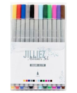 Jilliez Artliners - Colour