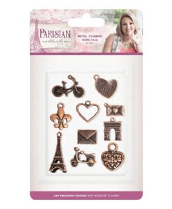 Sara Signature Collection Parisian - Metal Charms
