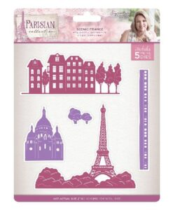 Sara Signature Collection Parisian Metal Die - Scenic France