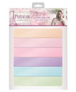 Sara Signature Collection Parisian - Luxury Pearl Card