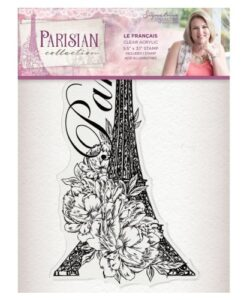 Sara Signature Collection Parisian Acryl Stamp - Le Français