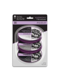 Spectrum Noir Inkpad (3PC) Harmony Quick Dry – Warm Neutrals