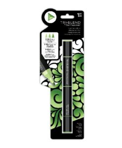 Spectrum Noir TriBlend Marker - Light Green Blend
