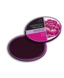 Spectrum Noir Inkpad Harmony Quick Dry – Fuchsia