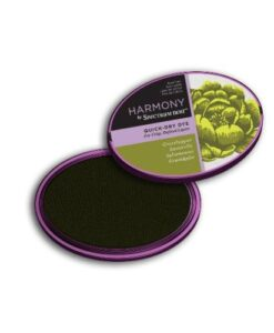 Spectrum Noir Inkpad Harmony Quick Dry – Grasshopper