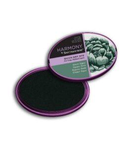 Spectrum Noir Inkpad Harmony Quick Dry – Green Topaz