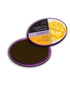 Spectrum Noir Inkpad Harmony Quick Dry – Honey Pot
