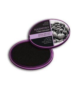 Spectrum Noir Inkpad Harmony Quick Dry – Jet Black
