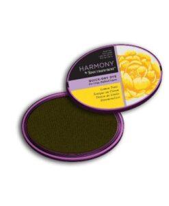 Spectrum Noir Inkpad Harmony Quick Dry – Lemon Tonic