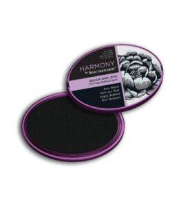 Spectrum Noir Inkpad Harmony Quick Dry – Noir Black
