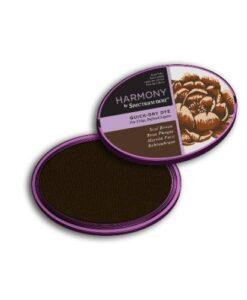 Spectrum Noir Inkpad Harmony Quick Dry – Seal Brown