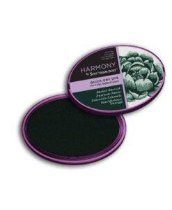 Spectrum Noir Inkpad Harmony Quick Dry – Smoked Emerald