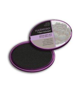 Spectrum Noir Inkpad Harmony Quick Dry – Twilight Grey