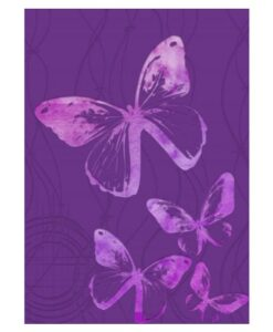Gemini 3D Embossing Folder & Stencil - Fluttering By