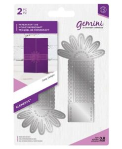 Gemini Elements Wrap Dies - Daisy Delight