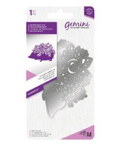 Gemini Elements Silhouette Animal Dies - Silhouette Egel