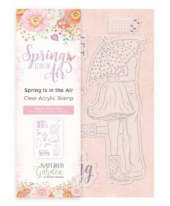 Spring is in the Air Clear Stamp - Spring is in the Air